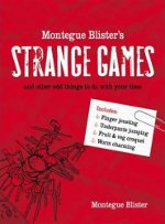 Strange Games by Montegue Blister